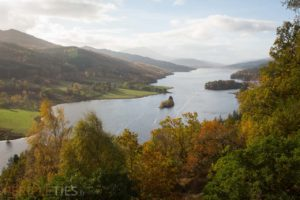 Queen's view Pitlochry
